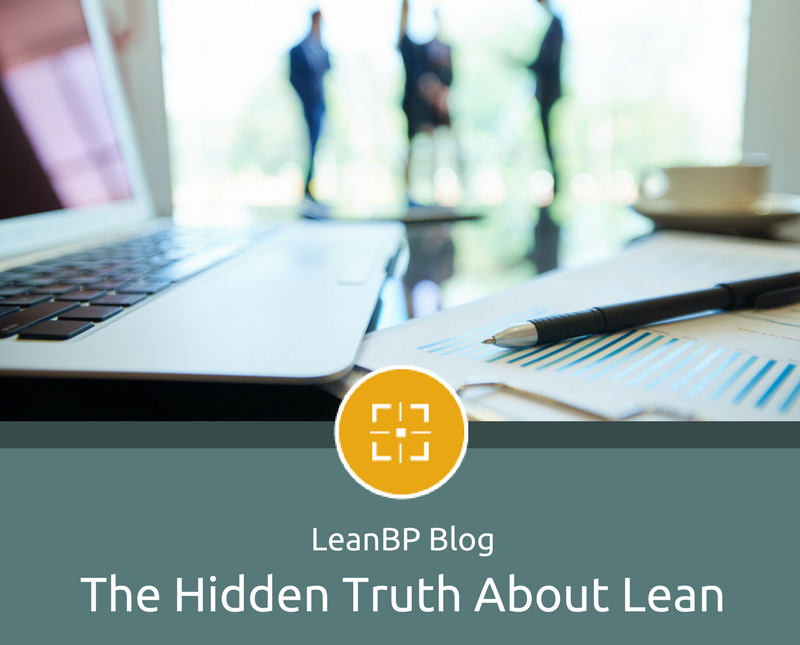 LeanBP Blog: The Hidden Truth About Lean