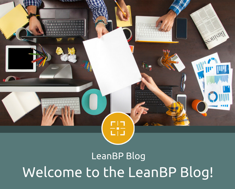 The LeanBP Blog, Welcome