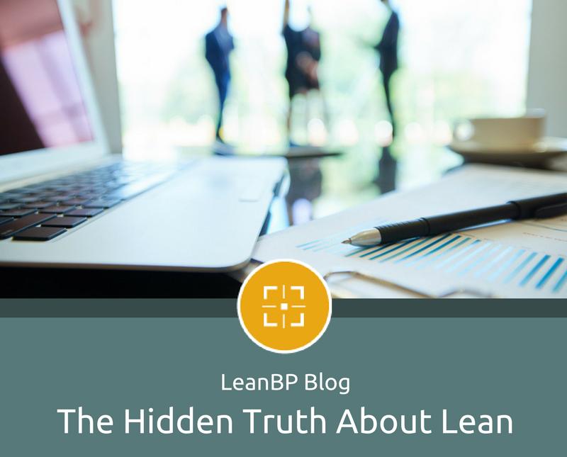 LeanBP Blog: The Hidden Truth About Lean